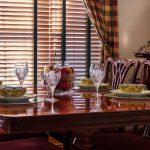 Dekorér middagene med flot bordpynt