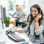 Tag en uddannelse som receptionist og gør en forskel
